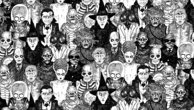 Classic Horror Movie Quiz